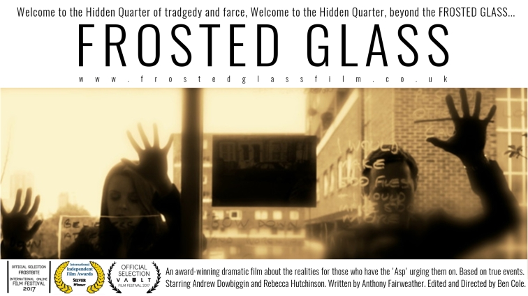 Frosted Glass - Mowies Poster